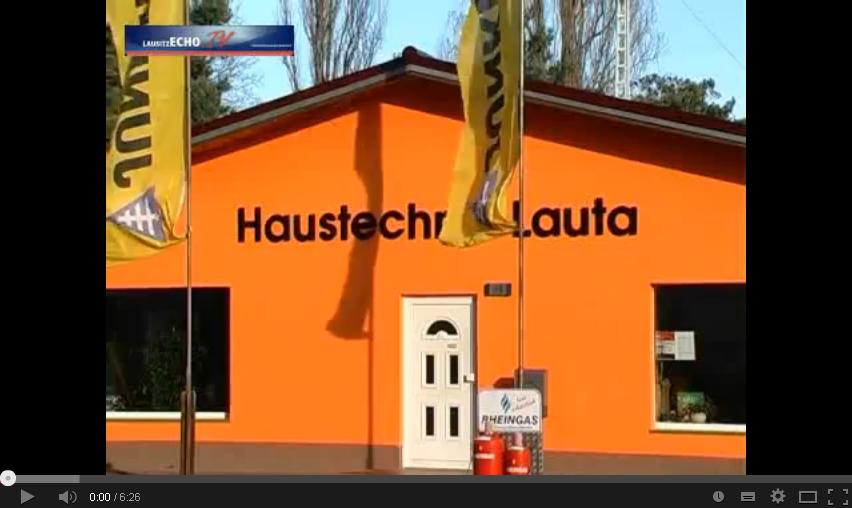 Haustechnik Lauta vertreibt ökologische Holzheizung