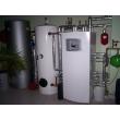 Wärmepumpe mit Wasserbereiter und Pufferspeicher